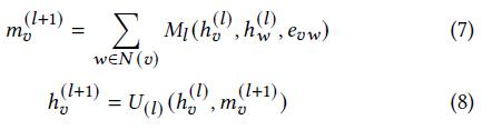 wEN (v)  h (1+1)  = (h(vl), m  (7)  (8)
